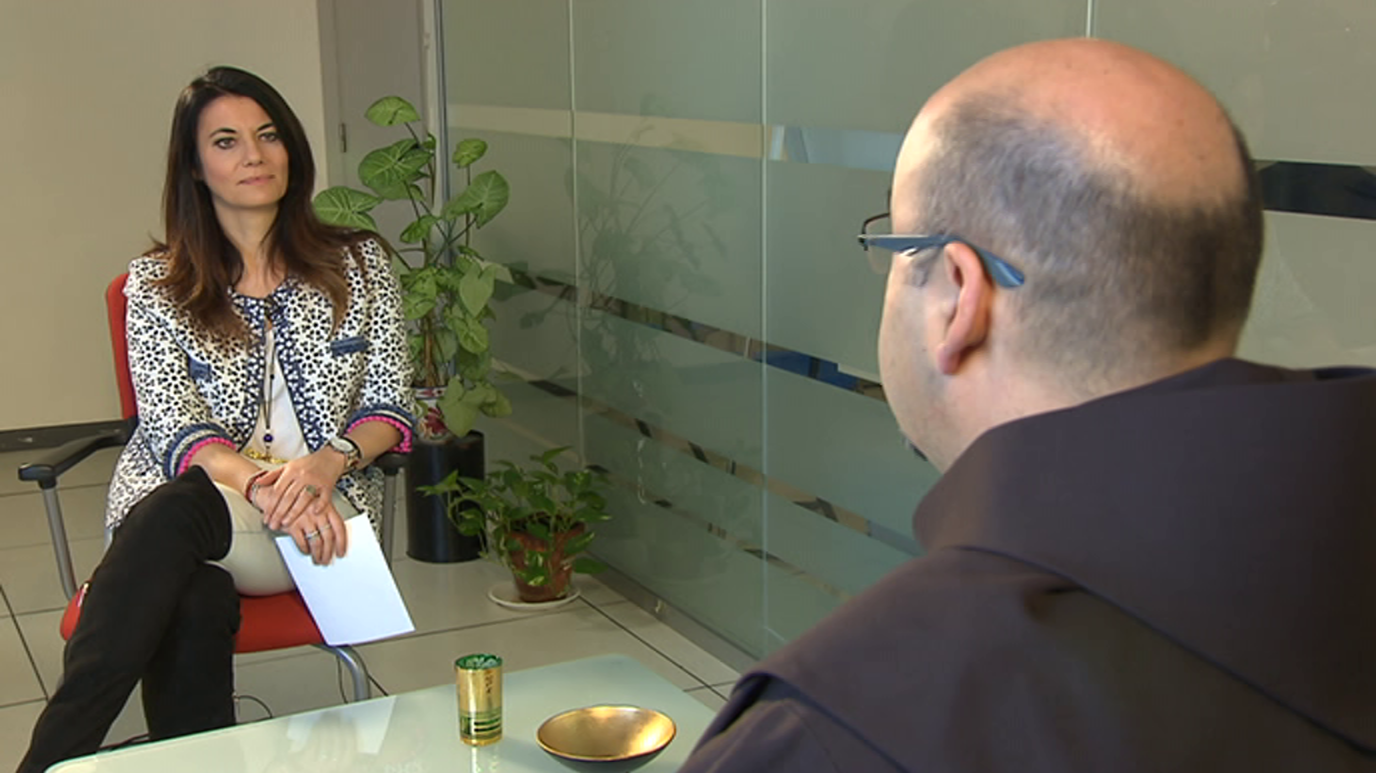 Ir al VideoÚltimas preguntas - Cristianos en Tierra Santa