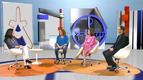 Ir al VideoÚltimas preguntas - Mujeres divorciadas