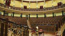Ir al VideoÚltimo debate del estado de la nación de la legislatura y primer cara a cara Rajoy-Sánchez