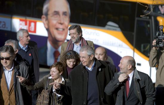 Último día de la campaña electoral de Galicia