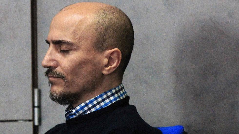 El falso 'shaolín' mantiene su mutismo y rehúsa tomar la palabra ante el jurado en el último día de juicio