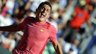 El último juego del partido Almagro-Isner de Copa Davis