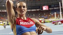 Ir al VideoEl último salto de Isinbayeva
