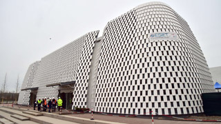 Se ultiman los preparativos para la Expo de Milán, la mayor exposición celebrada en Italia