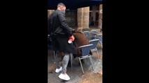 Un ultra del Betis agrede brutalmente a un hombre en Bilbao