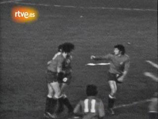 El único gol de Del Bosque con la 'Roja'
