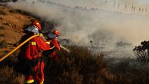 Ir al VideoLa Unidad Militar de Emergencias se prepara para combatir el fuego en la campaña de verano