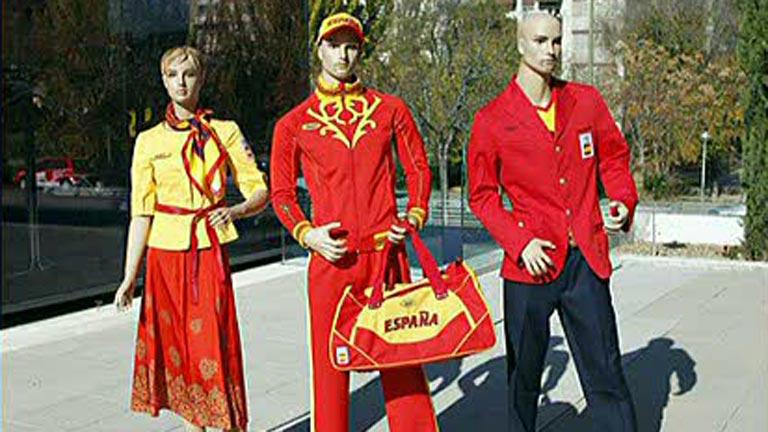 Los uniformes olímpicos de España, un disgusto para los diseñadores españoles