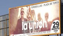 Ir al VideoLa Unión suspende su concierto en Tordesillas por la presión de los grupos antitaurinos
