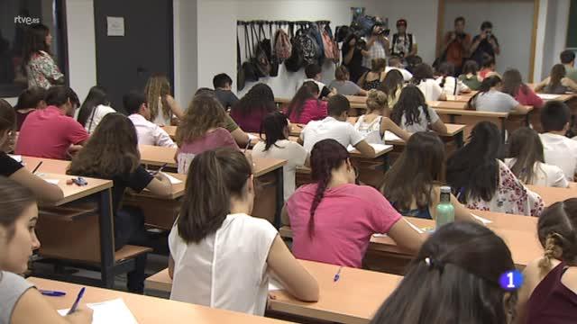Las Universidades Andaluzas acogen desde hoy las pruebas de Selectividad