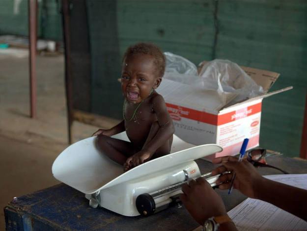 Uno de cada siete chicos nigerinos se muere antes de cumplir cinco años.