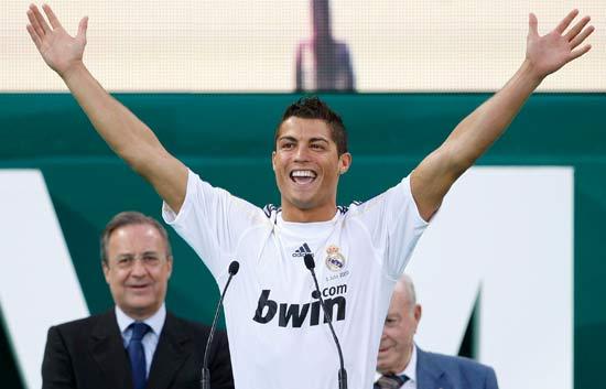 'Uno, dos, tres: ¡Hala Madrid!'