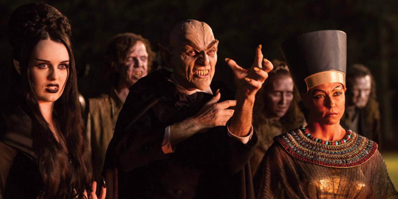Uno de los reclamos de la película es la cantidad de monstruos que aparecen