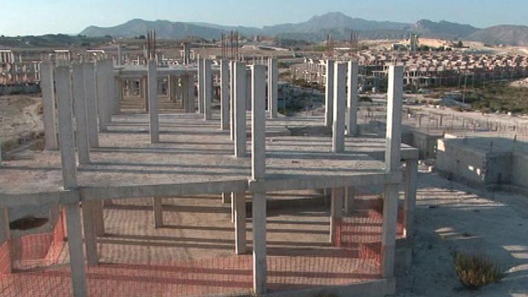 Comando actualidad - Ruinas a estrenar - Urbanizaciones inacabadas