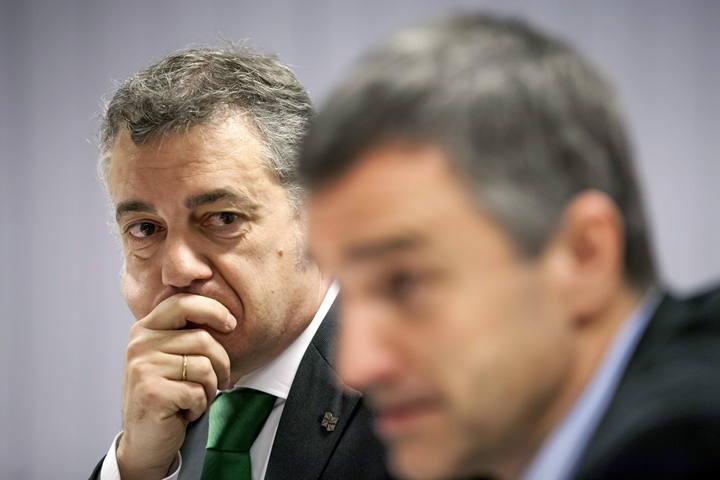 """Urkullu llama al """"entorno político"""" de ETA a reconocer el """"daño causado"""" para avanzar en la convivencia"""