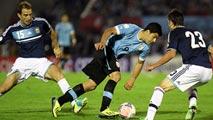 Ir al VideoUruguay y México buscarán en la repesca su plaza en el Mundial