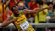 Usain Bolt, campeón del mundo de los 100 metros