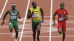 Usain Bolt vuelve a la pista para completar su leyenda