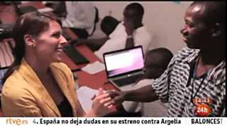 Cámara abierta 2.0 - Ushahidi, mapas contra la corrupción; el blog Pepas y Pepes 3.0 y la cineasta Inés París en 1minutoCOM - 12/01/13