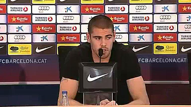 """Valdés: """"Hay que ganar y esperar"""""""