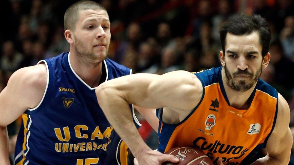Valencia Basket 81 - UCAM Murcia 63