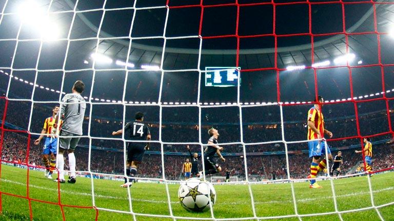 Un Valencia CF en reconstrucción pierde con el Bayern en Champions, 2-1