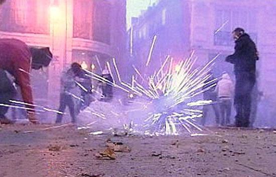 España Directo - Valencia huele a pólvora