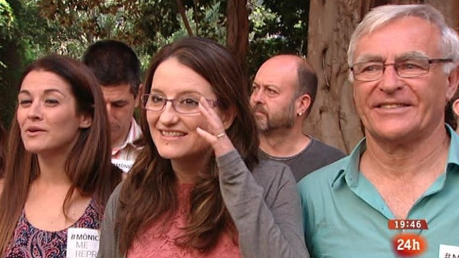 Parlamento - Otros parlamentos - Sanción a Oltra en Valencia - 14/06/2014