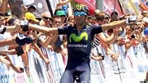 Valverde,  campeón de España en ruta