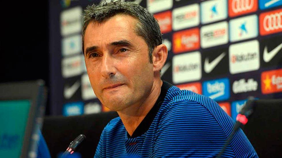 Valverde dice que no piensa en Verratti