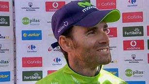 """Valverde: """"Con estos 28 segundos a Nibali tengo más moral"""""""