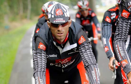 Valverde, el favorito para La Vuelta