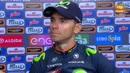 """Valverde:""""Ahora a ayudar a Quintana en el Tour y como objetivo los Juegos"""""""