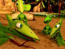 Imagen del  vídeo de Dino Tren titulado VAMOS DE ACAMPADA
