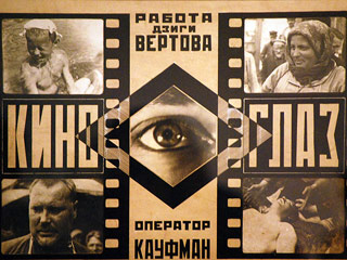 Días de cine - Vanguardia soviética 2: Dziga Vertov y el Cine-Ojo (Kino-Glaz)