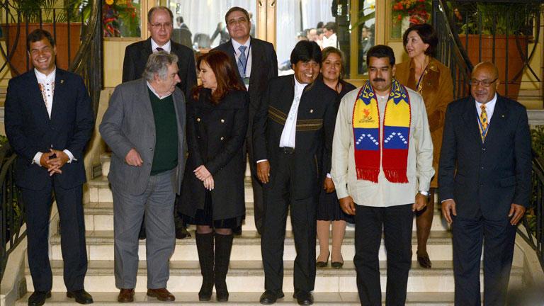 Varios países de UNASUR exigen explicaciones y disculpas a Francia, Portugal, Italia y España