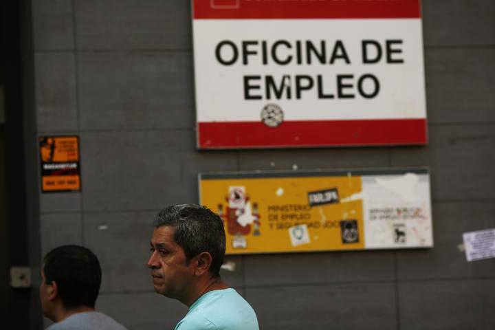 La tasa de cobertura de las prestaciones de desempleo baja for Oficina de paro madrid