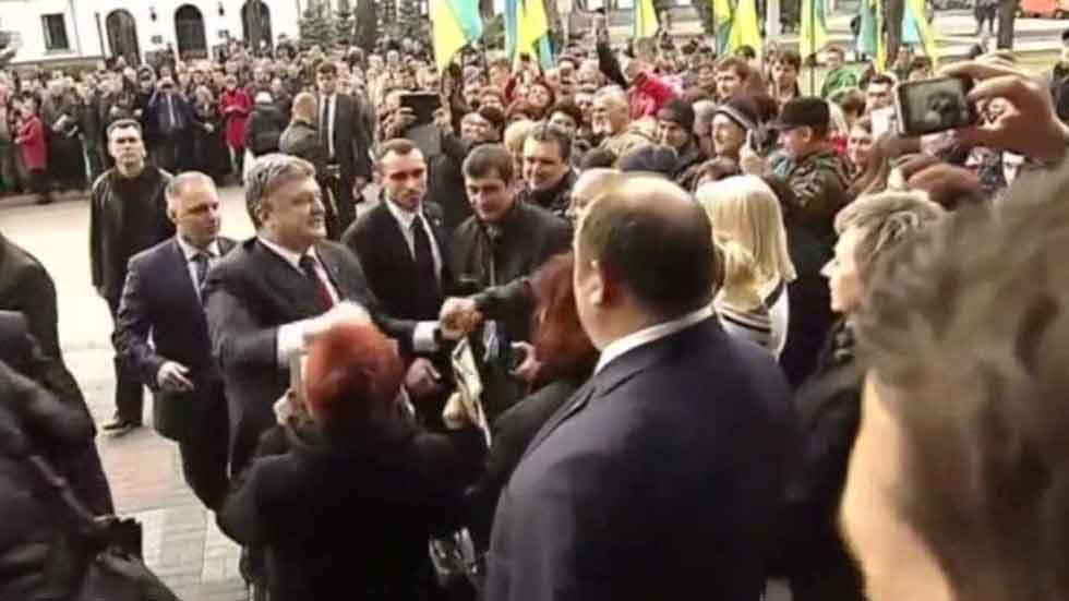 En lo que va de año ha muerto una docena de políticos cercanos a Yanukóvich