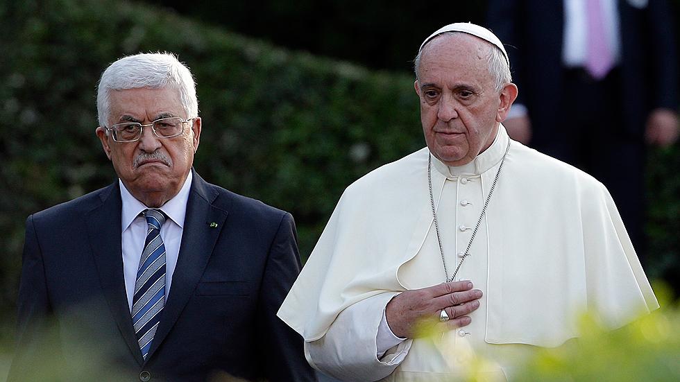 """El Vaticano anuncia un acuerdo con Palestina que apoya la solución de """"dos Estados"""""""