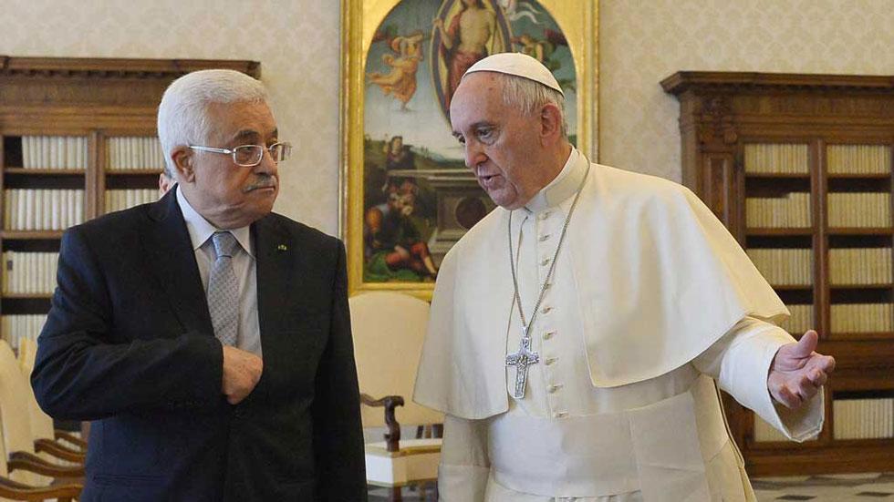 El Vaticano y Palestina dan un paso más en una relación complicada