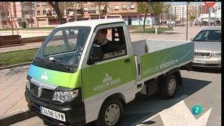 España en comunidad - Vehículos del futuro