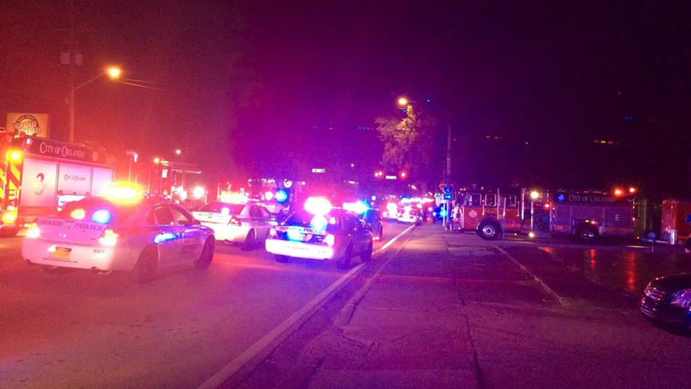 Una veintena de muertos y más de 40 heridos en un tiroteo en un club gay en Orlando