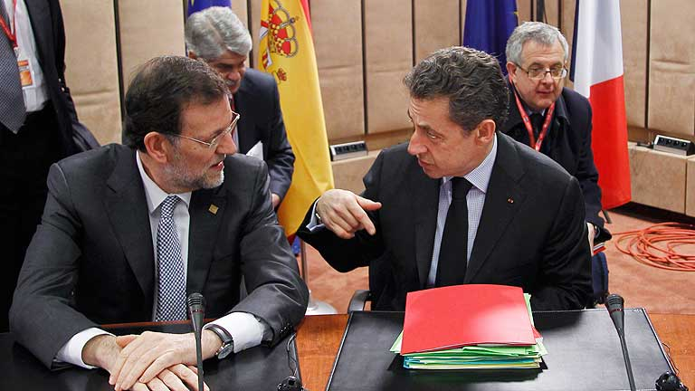 Veinticinco países de la UE firman el pacto de disciplina presupuestaria