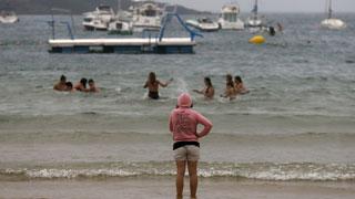 Veintitrés provincias tendrán mañana riesgo por altas  temperaturas de hasta 40º C