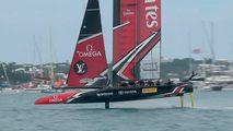 America's Cup' Regatas 5 y 6, desde Bermuda