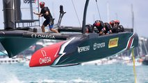 America's Cup' Regatas 9 y 10, desde Bermuda
