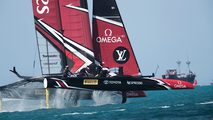 Louis Vuitton America's Cup Qualifiers round Robin 1 (1)