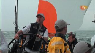 Vela: Volvo Ocean Race - Regata costera - 21/04/12