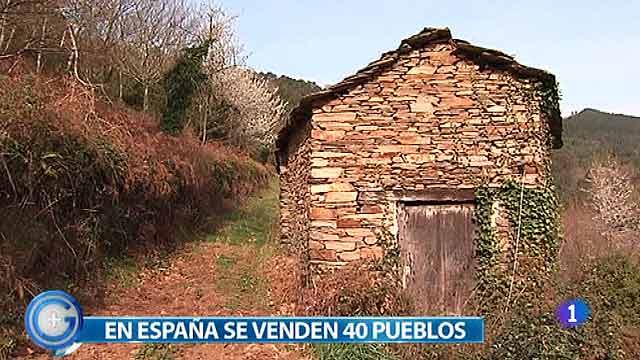 Más Gente - Venden pueblos desde 60.000 euros