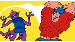 Versión Española: Los cómics de Carlos Vermut